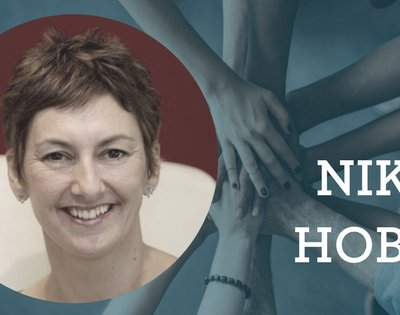 Getting to know FlexCoach Nikki Hobin