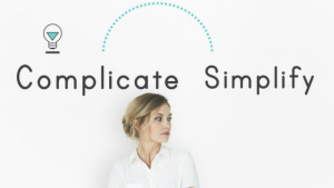 Simplify your life #OwnYourFuture