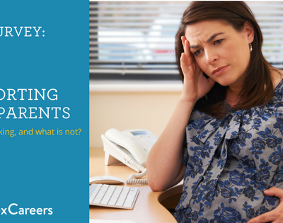FlexCareers Survey: Supporting New Parents – what is working and what is not.