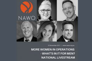 More women in operations – what's in it for men?
