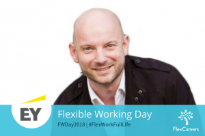 FWDay2018: Patrick Medd – A day in the life of an EY Learning & Development Leader